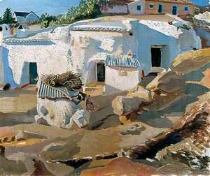 El palo: A Spanish Scene