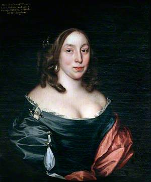Mary Fairfax, Duchess of Buckingham