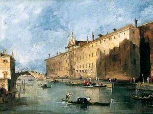 The 'Rio dei mendicanti'