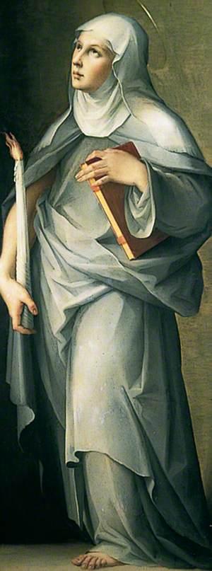 St Bridget of Sweden