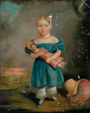 Elizabeth Ann, Born 17 August 1836