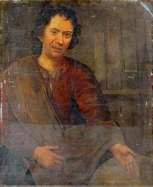 Portrait of an Unknown Man in Seventeenth-Century Costume