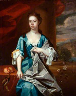 Dame Frances Hardies, Wife of Sir William Hardies