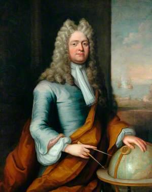 Admiral Robert Fairfax