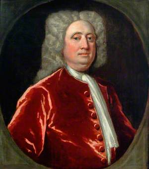 William Garforth, Governor of the Merchant Adventurers' Company (1719–1721)