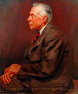 A Master Craftsman, Walter Robert Winterton (1862–1940)