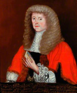 Sir Henry Thomson (1625–1683), Governor (1667–1672)