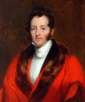 Charles Hanson, Governor (1832–1834)