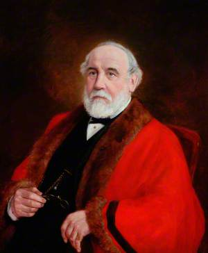 Judge John Francis Taylor, Governor (1857–1858 & 1873–1875)