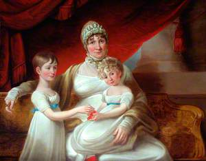 Mary Phoebe Spencer Nelson Taylor and Daughters (1776–1847)