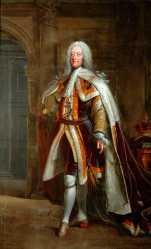 King George II (1683–1760)