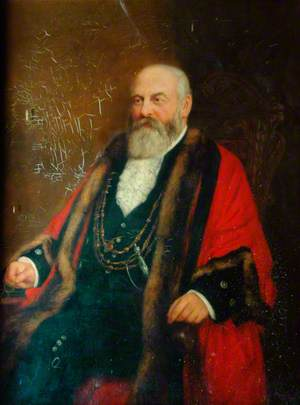 Alderman Sir Joseph Terry, KT, JP