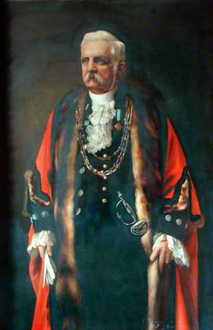 Sir Christopher Milward, Lord Mayor of York (1895–1896 & 1896–1897)