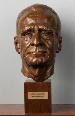Sir Jeremy Lever (b.1933), QC