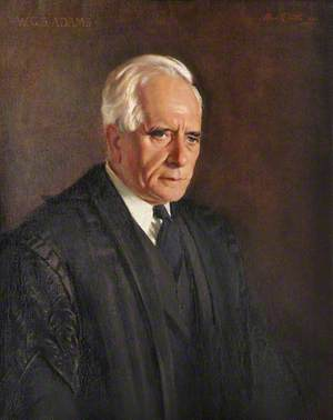 William George Stewart Adams (1874–1966)