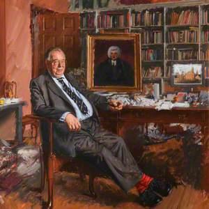 John Horsley Russell Davis (b.1938)