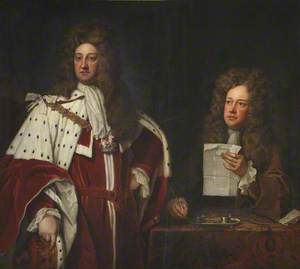 Prince George of Denmark and George Clarke