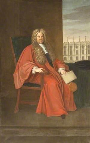 Sir Nathaniel Lloyd (1669–1741)