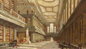 All Souls College Library