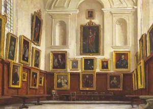 All Souls College Hall