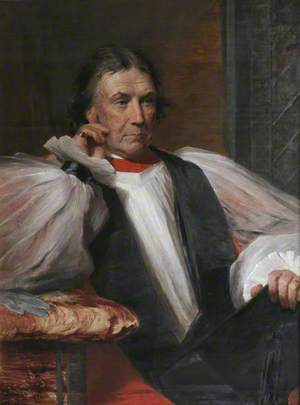 Archibald Campbell Tait (1811–1882), Snell Exhibitioner and Scholar (1830), Fellow (1834–1842), Headmaster of Rugby (1842–1849), Bishop of London (1856–1869), Archbishop of Canterbury (1869–1882)