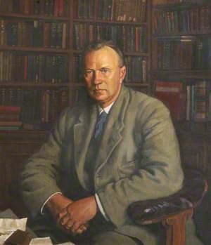 Alexander Dunlop Lindsay (1879–1952), 1st Baron Lindsay of Birker