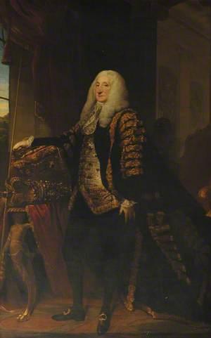 Henry Bathurst (1714–1794), 2nd Earl Bathurst, Fellow Commoner (1730), Lord Chancellor (1771–1778)