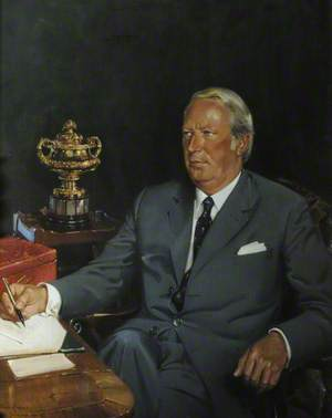 Sir Edward Heath (1916–2005), KG, Organ Scholar (1935–1939), Honorary Fellow (1969), Prime Minister (1970–1974)