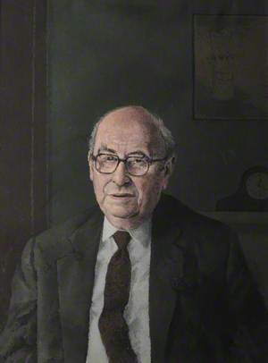 Lord Jenkins of Hillhead, OM, Commoner (1938–1941), Honorary Fellow (1969), Chancellor of the University (1987–2003)