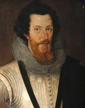 Robert Devereux (1566–1601), 2nd Earl of Essex, KG