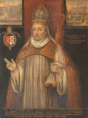 William of Wykeham (1324–1404)