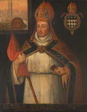 William of Waynflete (1398–1486)