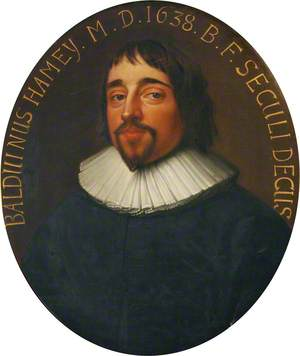 Baldwin Hamey (1600–1676)
