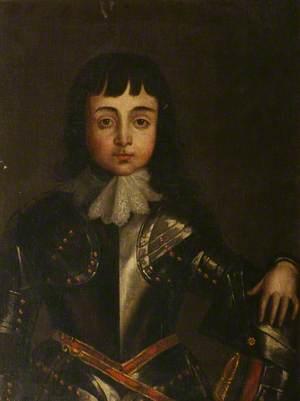 Charles II (1630–1685), as a Boy
