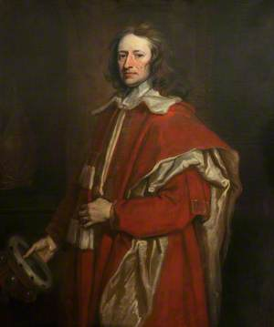 Nathaniel Crew (1633–1721), 3rd Baron Crew of Stene