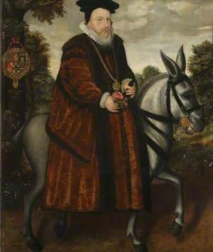 William Cecil (1520–1598), Baron Burghley