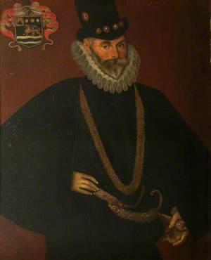 Sir John Hawkins (1532–1595)