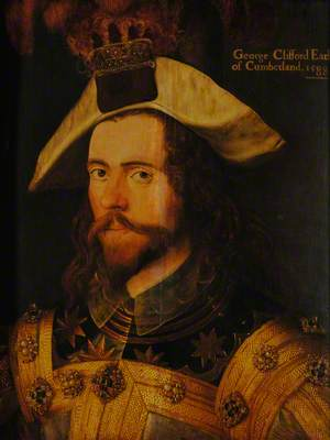 George Clifford (1558–1605), 3rd Earl of Cumberland