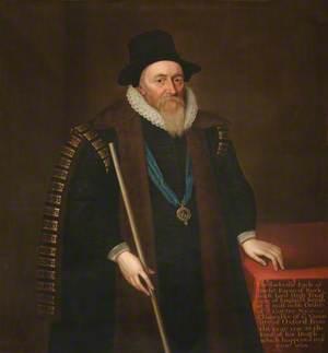 Thomas Sackville (1536–1608), 1st Earl of Dorset