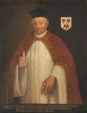 Robert of Eglesfield (d.1349)