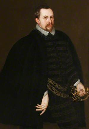 Sir Thomas Bodley (1545–1613)