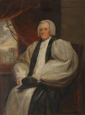 William Cleaver (1742–1815), DD, Principal (1785–1809)
