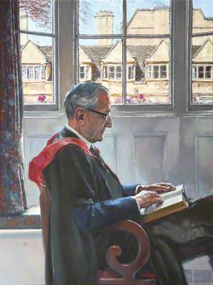 David James George Hennessy, Lord Windlesham, Principal (1989–2002)