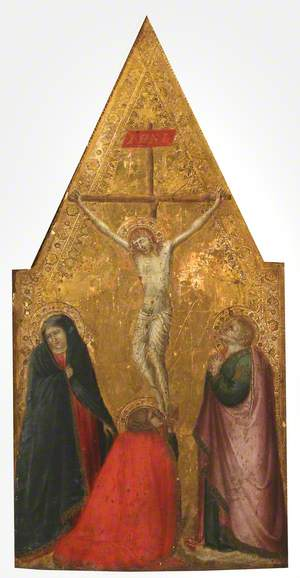 Crucifixion with the Virgin, Mary Magdalen and Saint John
