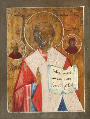 Saint John Chrysostomas