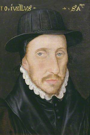 John Jewell (1522–1571), Fellow of Corpus Christi College, Oxford and Bishop of Salisbury