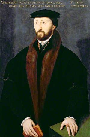 Richard Pate (1516–1588), Benefactor of Corpus Christi College, Oxford