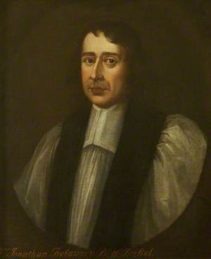 Sir John Trelawney, Bishop of Bristol