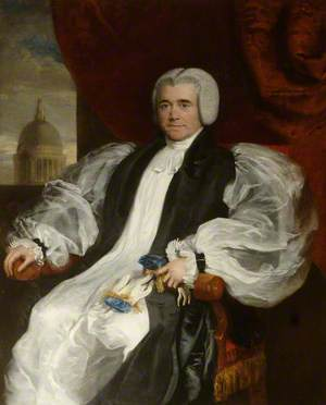Edward Coplestone (1776–1849), Bishop of Llandaff and Dean of St Paul's