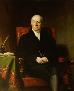 Thomas Grimston Bucknall Estcourt (1775–1853), Burgess for the University